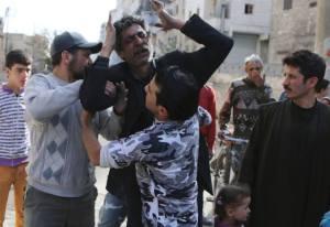Aleppo 8 marzo 2014