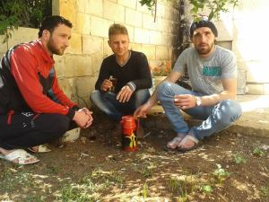 23 aprile 2014 Homs Bebars