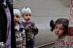 Aleppo 6 aprile 2014