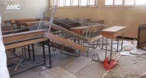 scuola aleppo 30 maggio 2014