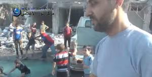 Aleppo 5 8 2014
