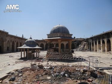 Aleppo - Masjed Oumai.JPG